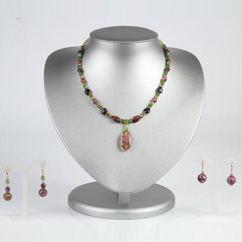 Комплект украшений «Весенняя феерия»