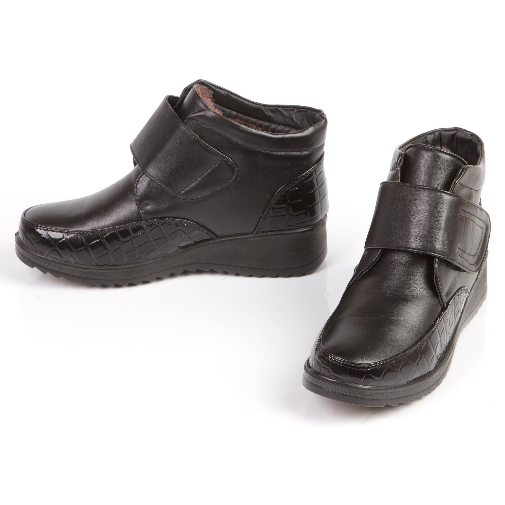 Женские ботинки «Комфортный шаг»