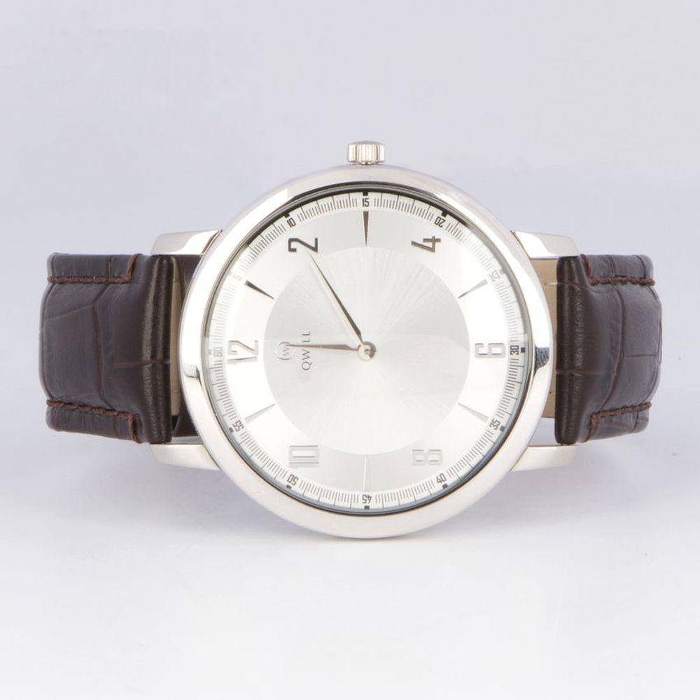 Мужские серебряные часы «Сатурн»