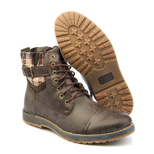 Мужские ботинки «Шерлок»