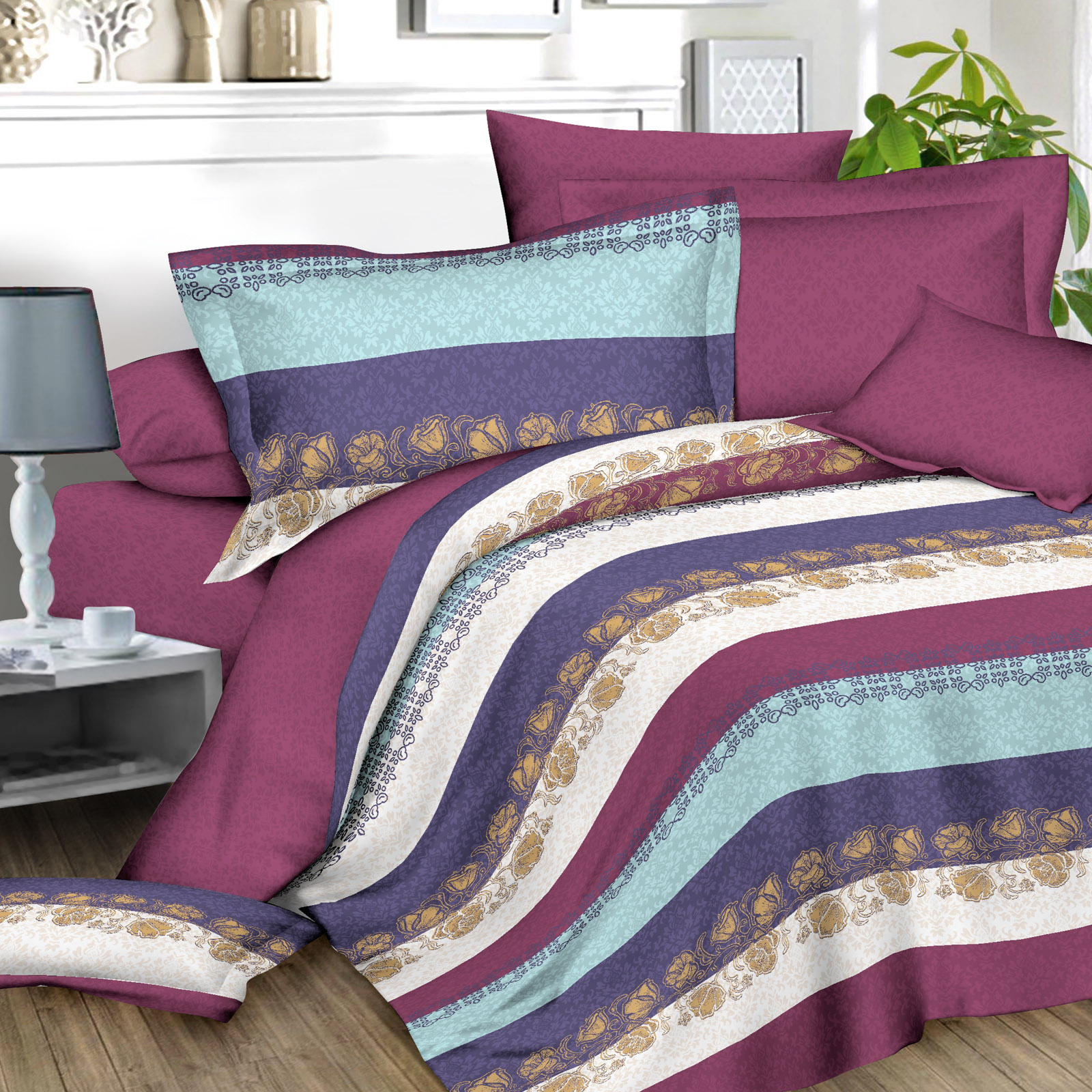 Комплект постельного белья «Морской бриз»