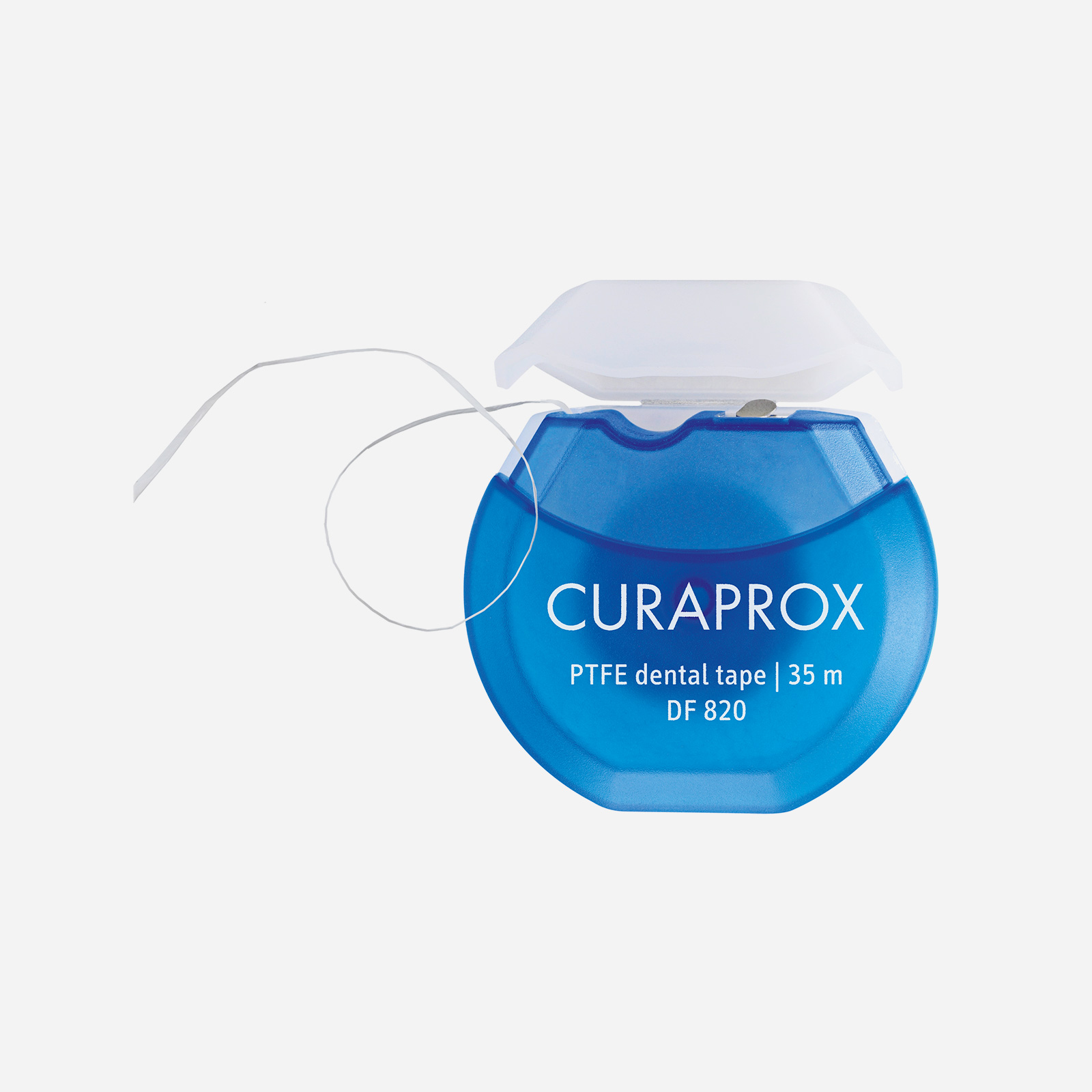 Нить межзубная тефлоновая с хлоргексидином