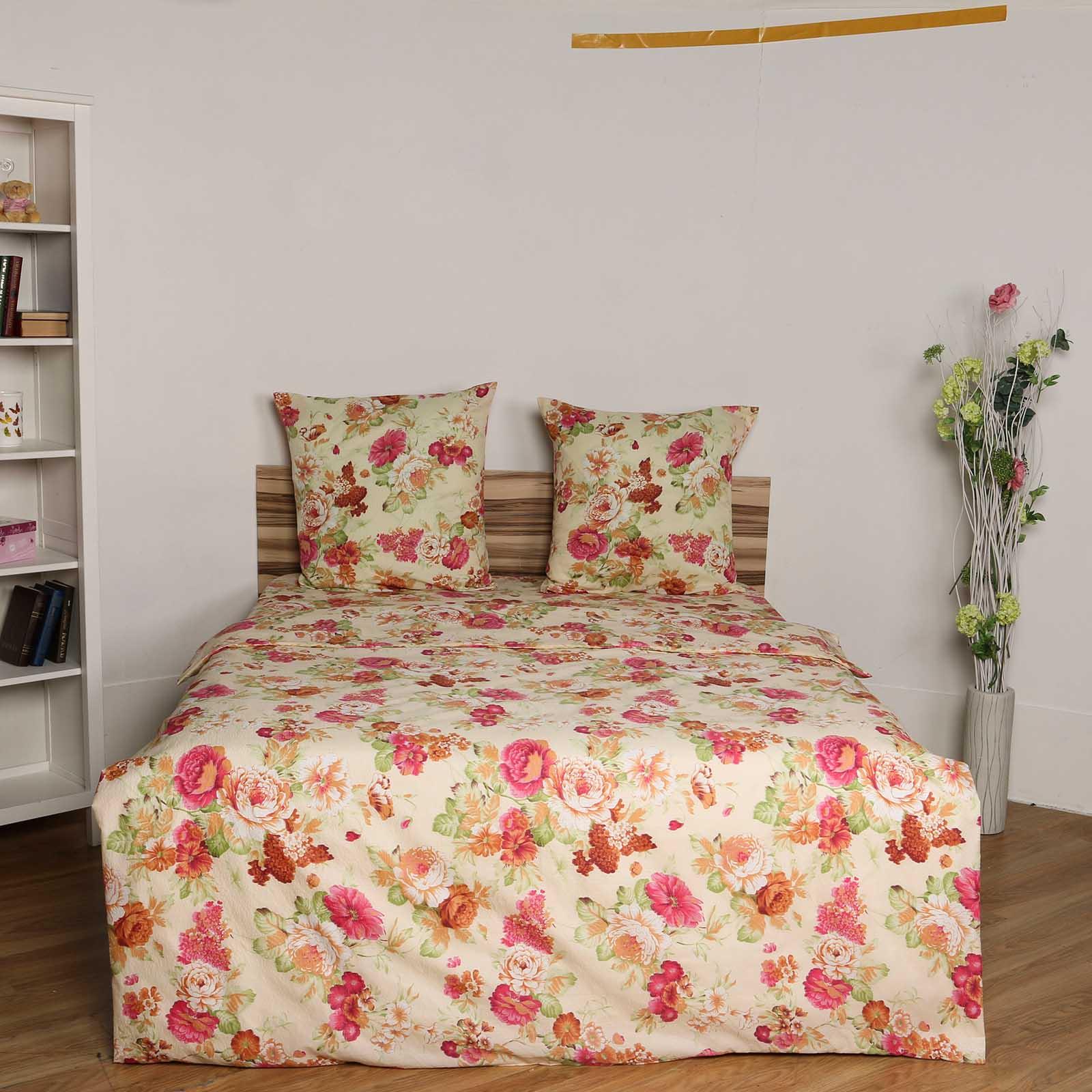 Комплект постельного белья «Цветущие пионы»