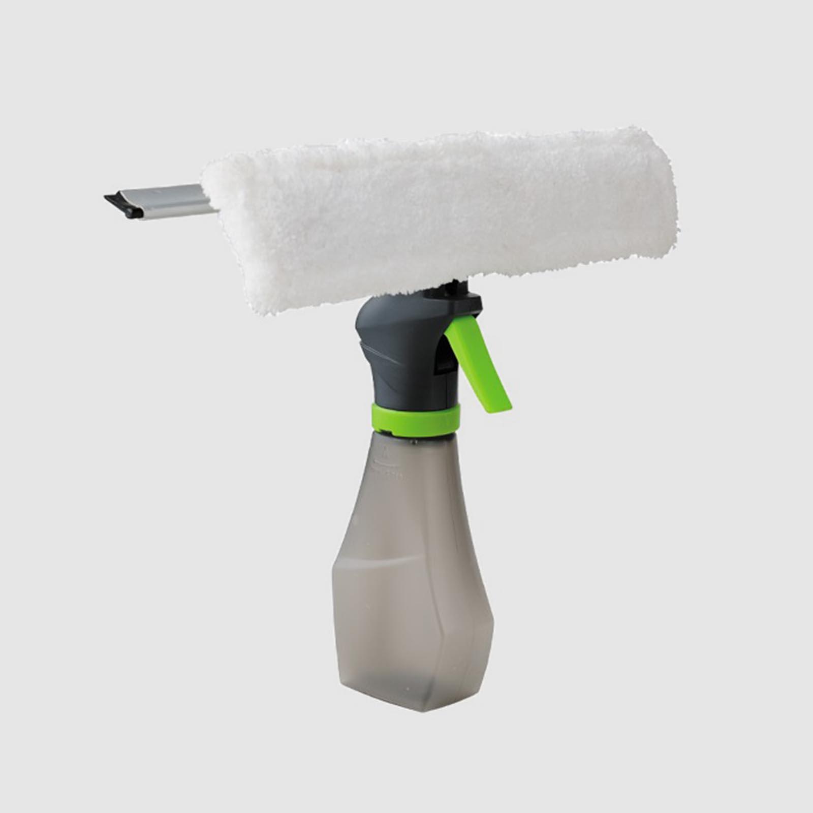 Супер щетка-водосгон с распылителем