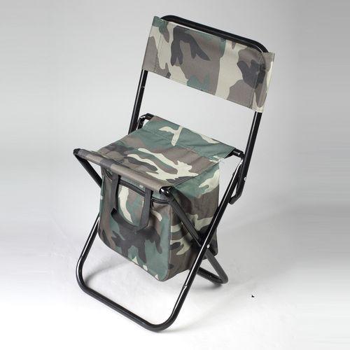 Складной стул с сумкой «Удобство»