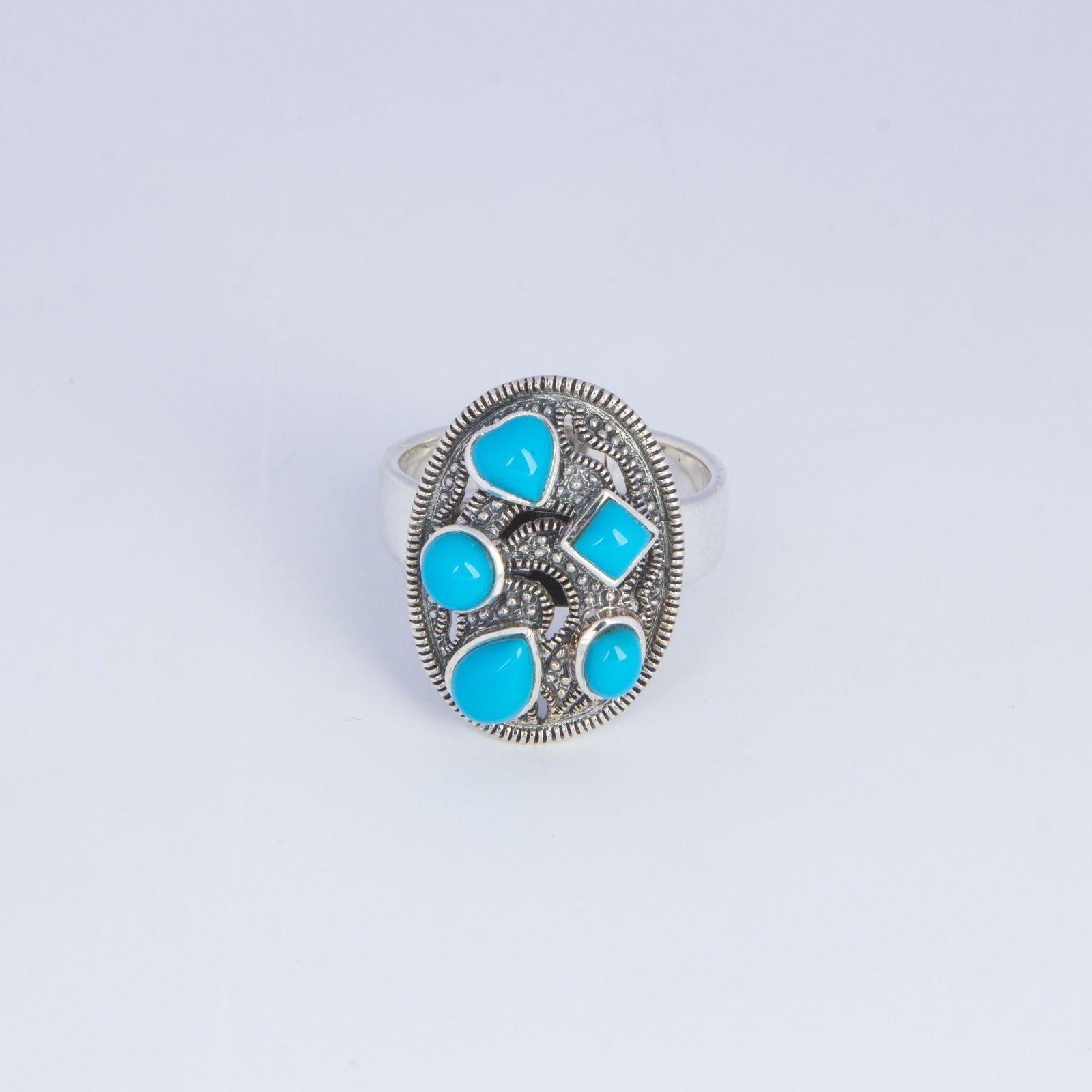 Кольцо «Зимний антураж»