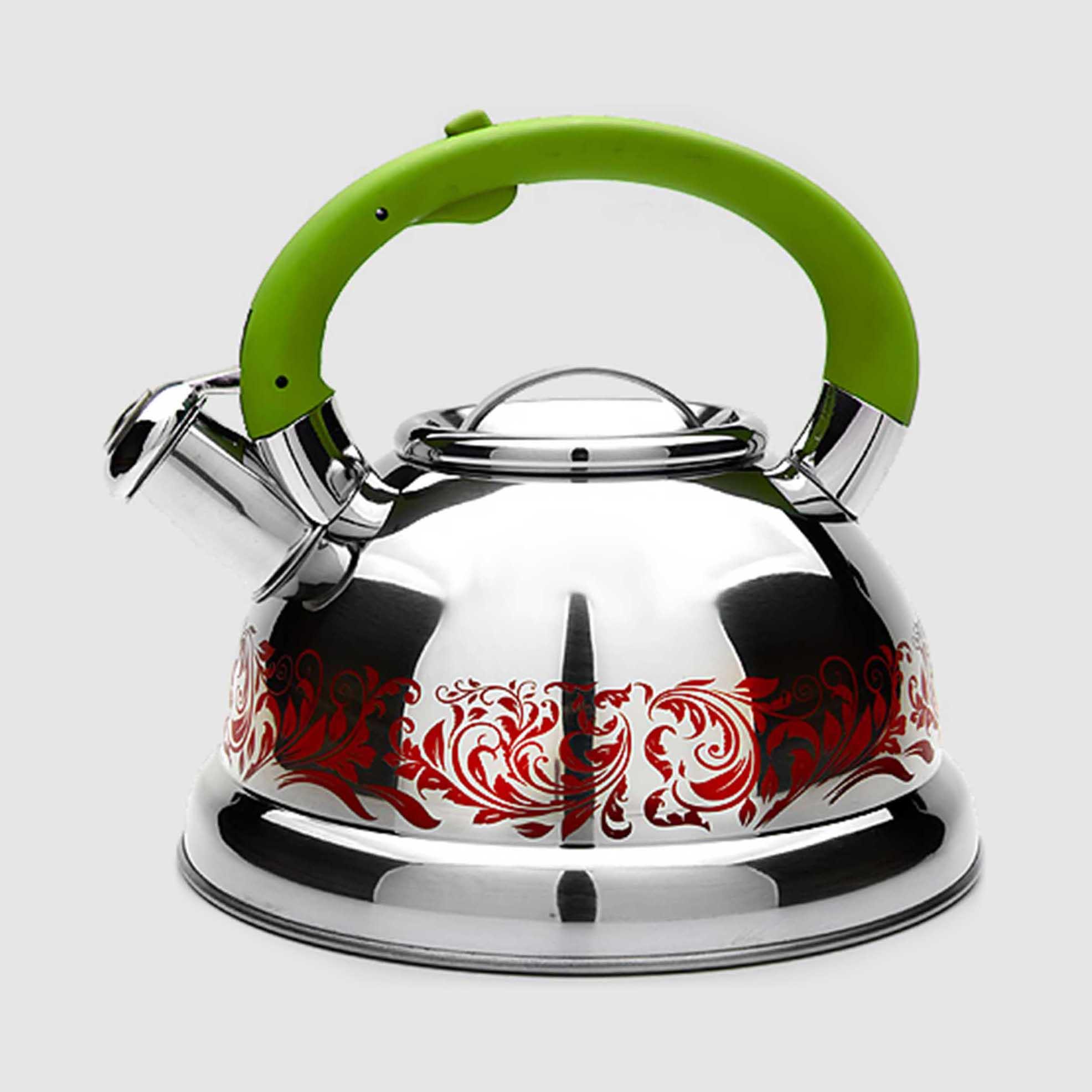 Чайник с терморисунком «Восточный орнамент»