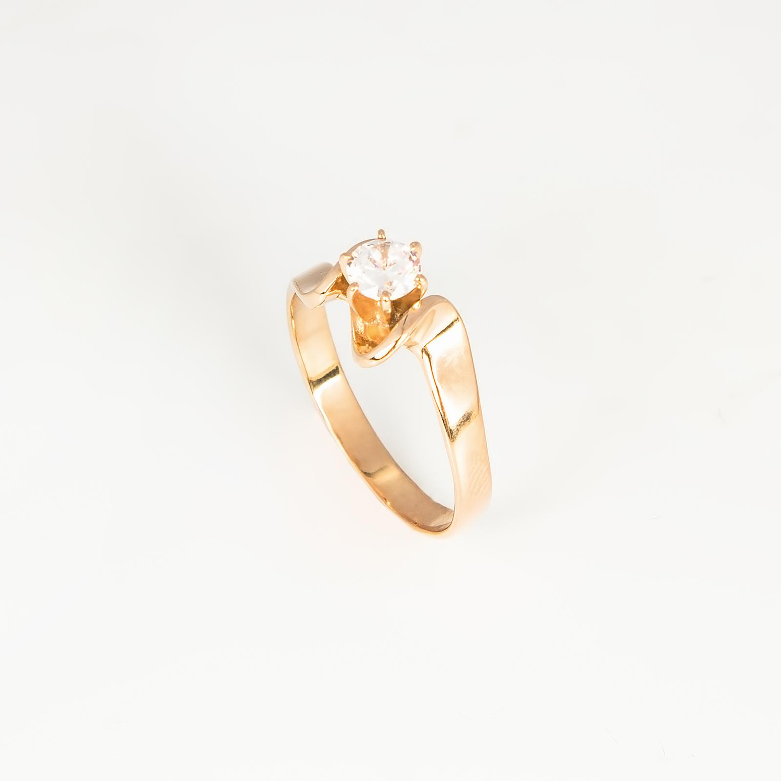 Серебряное кольцо «Софья»