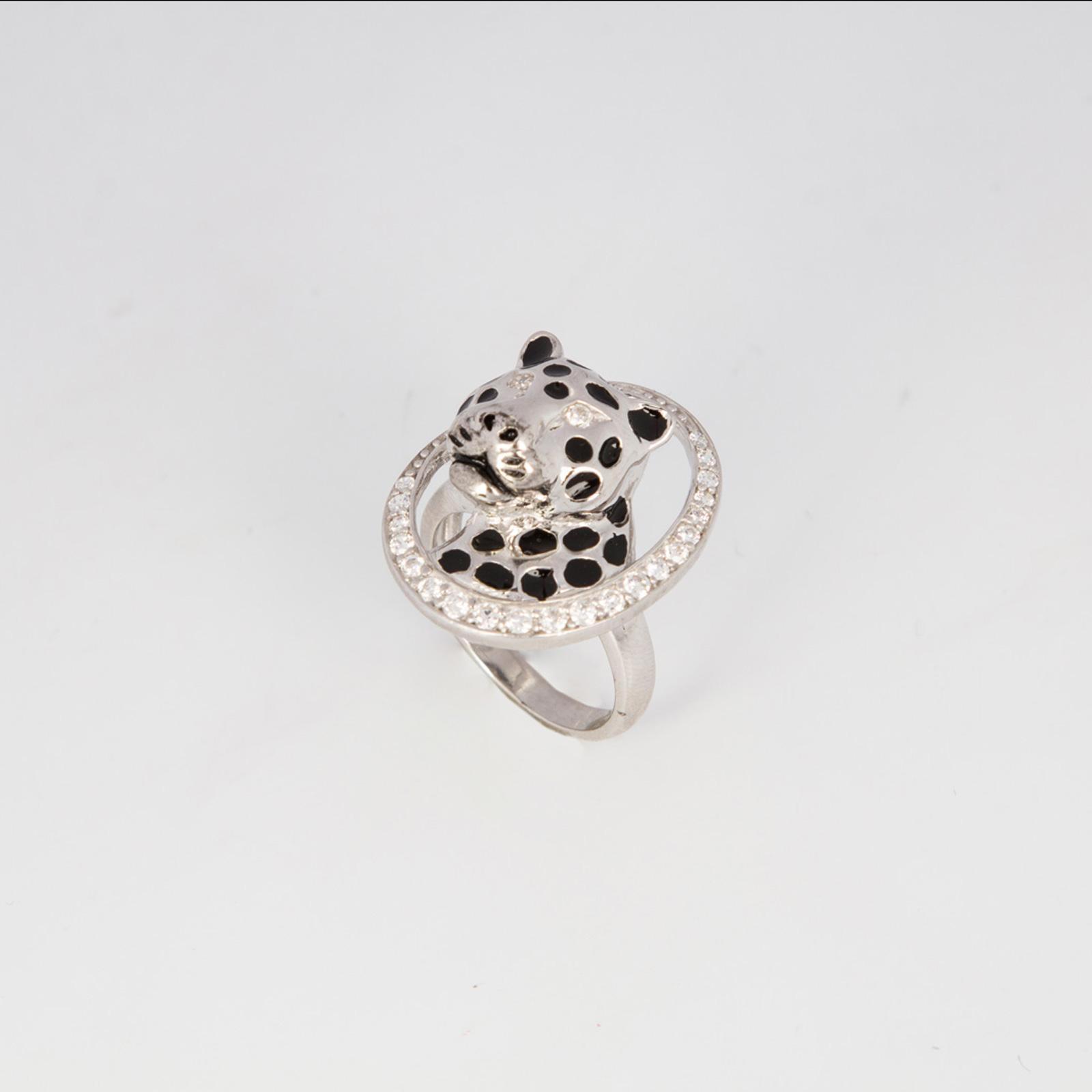 Кольцо «Дикая кошка»