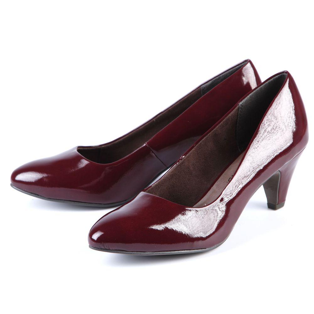 Туфли женские лакированные классические
