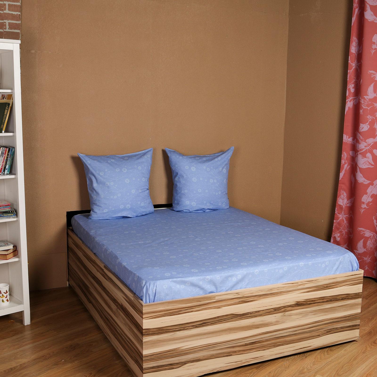 Комплект постельного белья «Сапфировый Прованс»