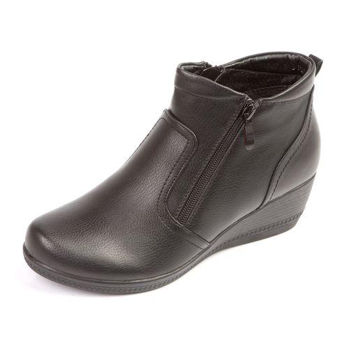 Женские демисезонные ботинки на молнии