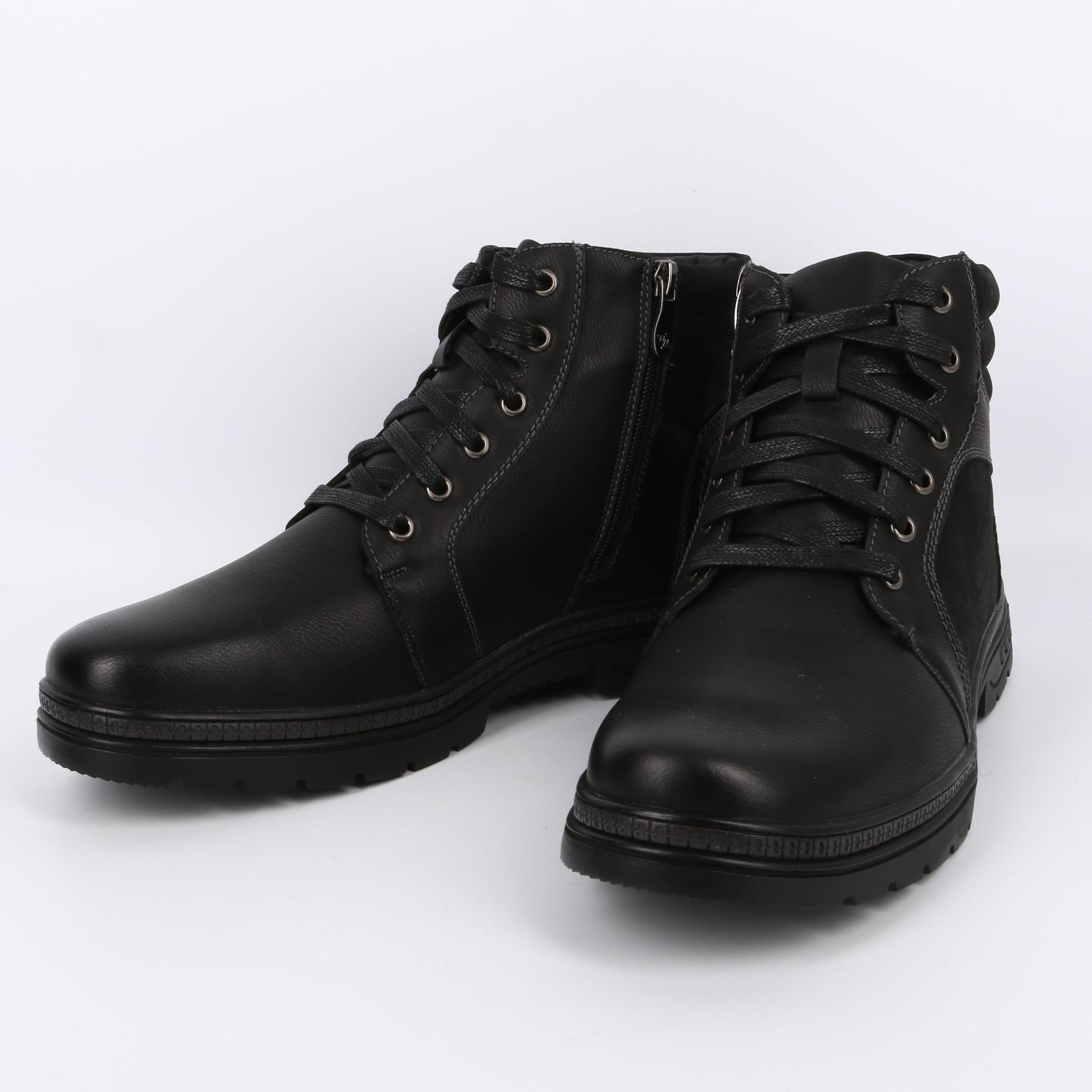 Ботинки мужские высокие зимние