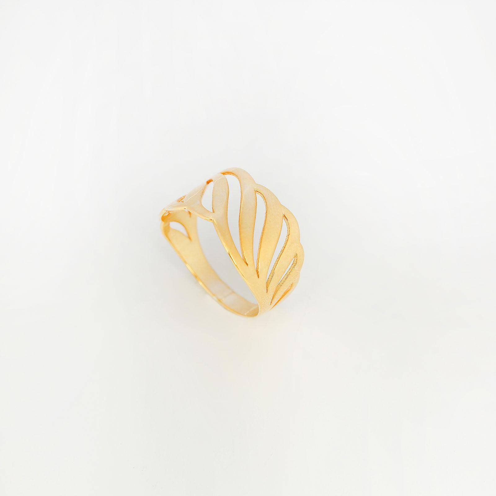 Серебряное кольцо «Облако мечты»