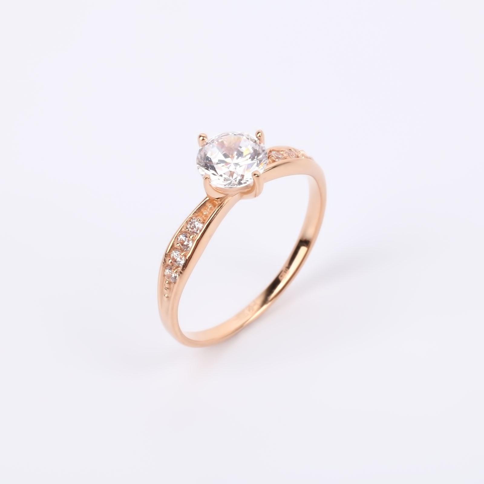 """Золотое кольцо """"Любимый подарок"""""""