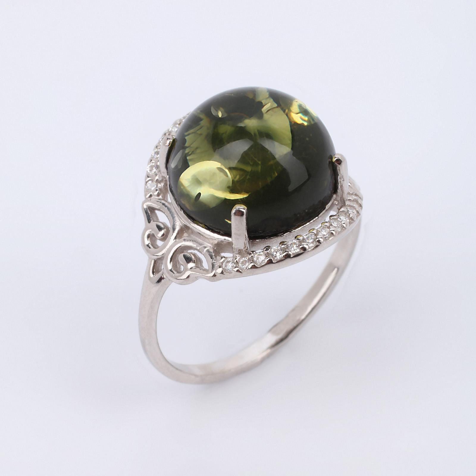 """Серебряное кольцо """"Таинственность"""""""