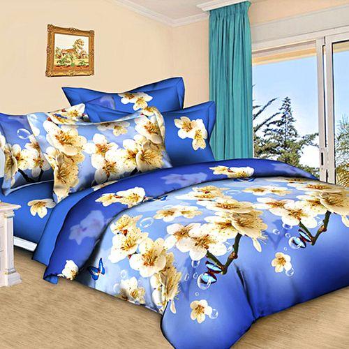 Комплект постельного белья «Лазурь»