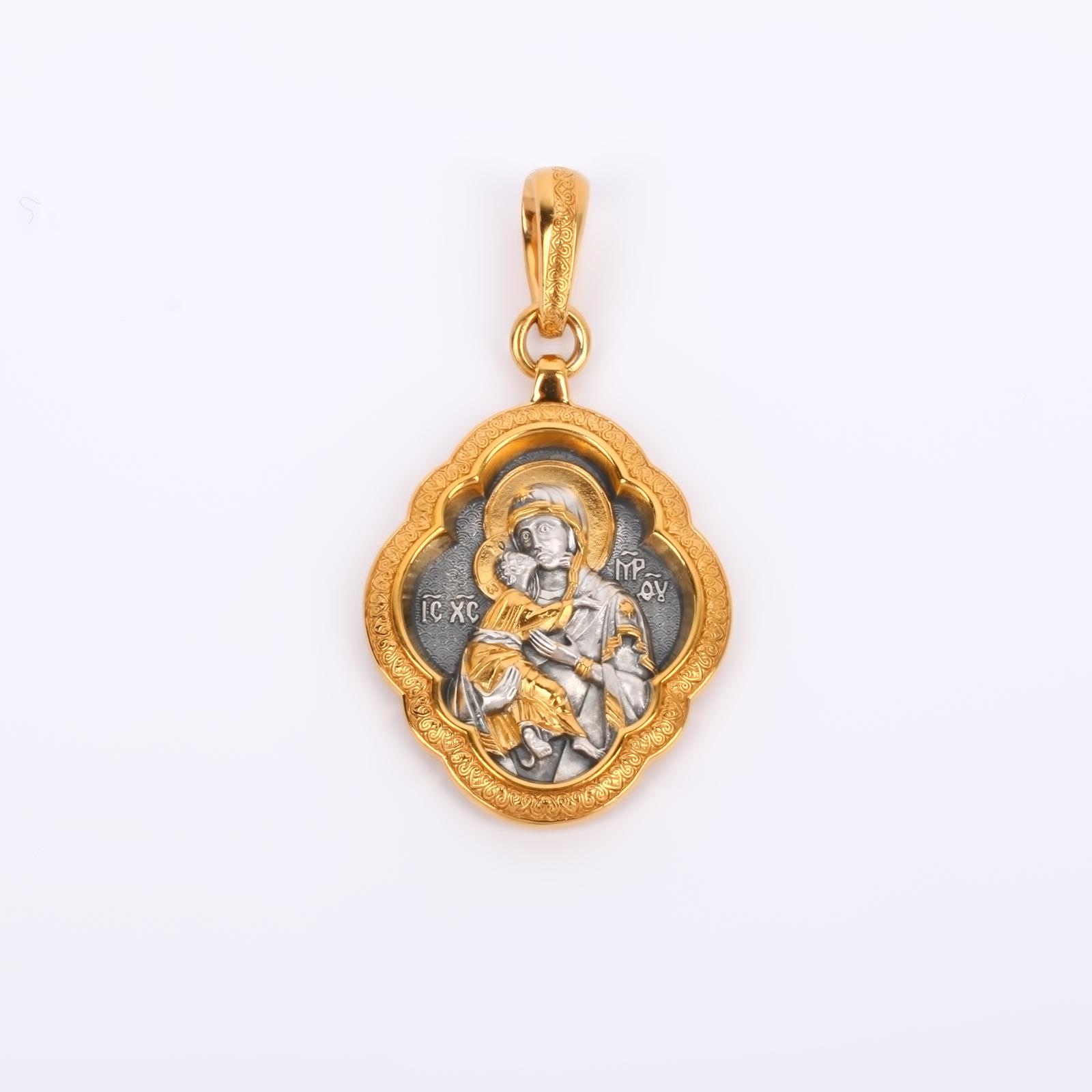 Образок «Владимирская икона»