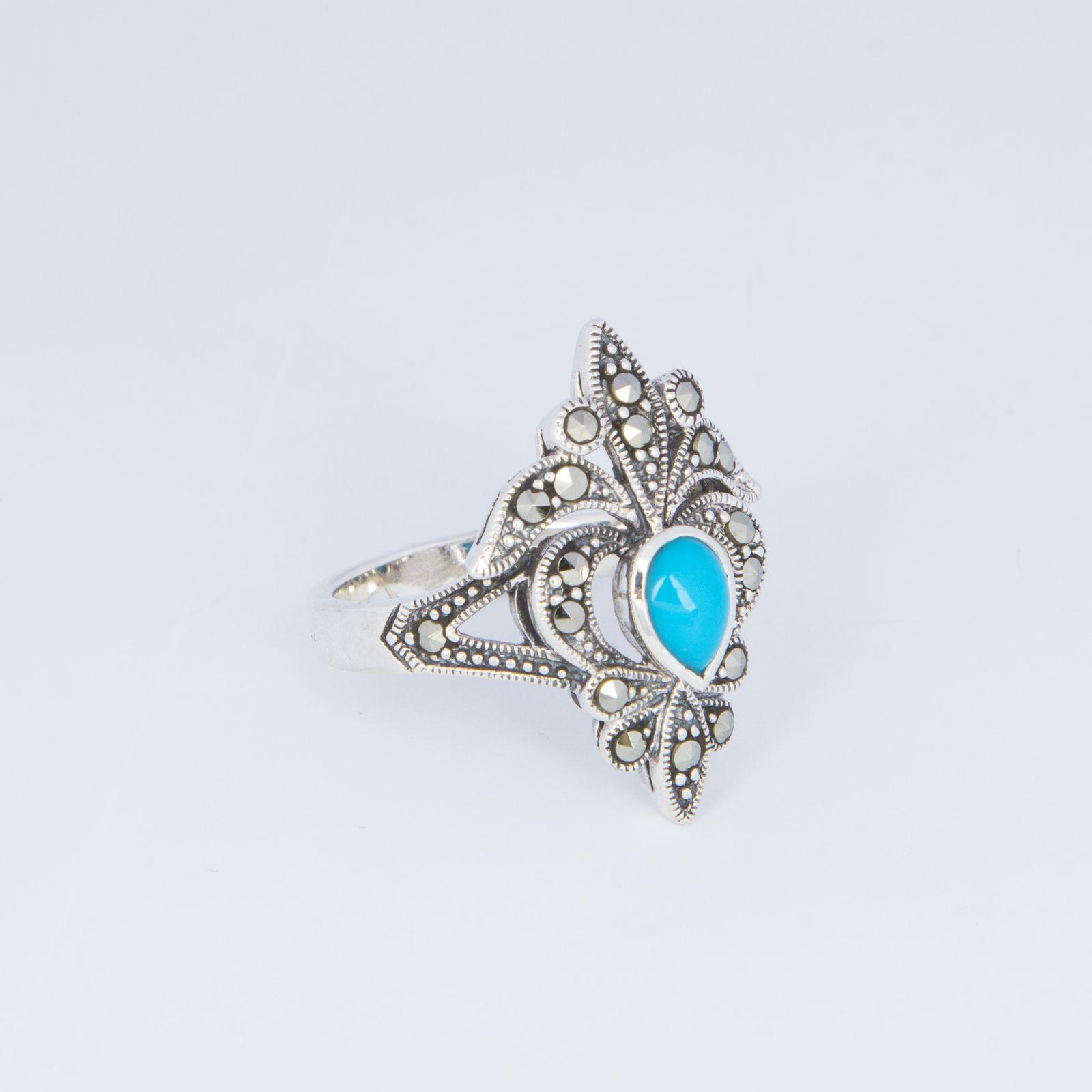 Кольцо «Сердце Венеры»