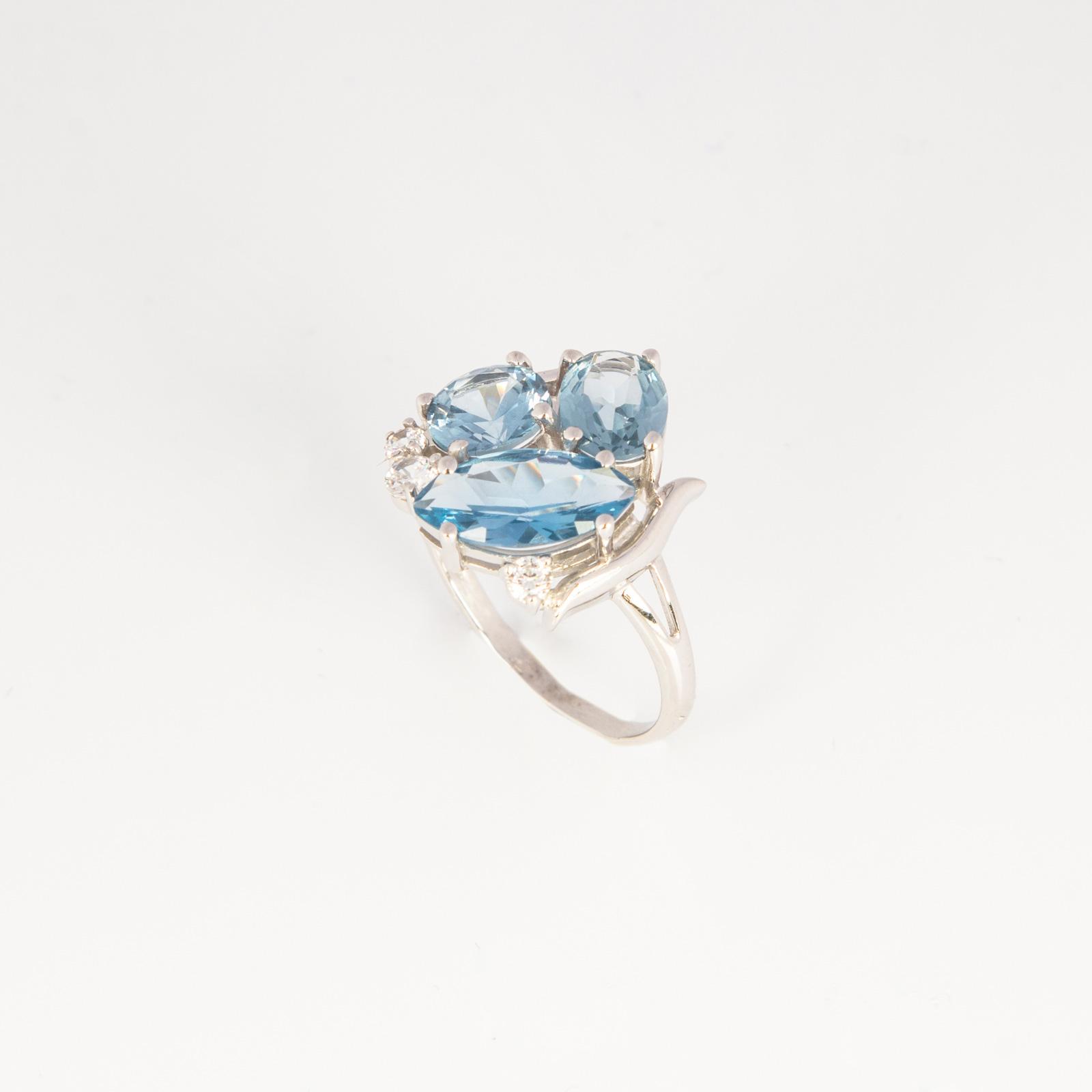 Серебряное кольцо «Искушение»