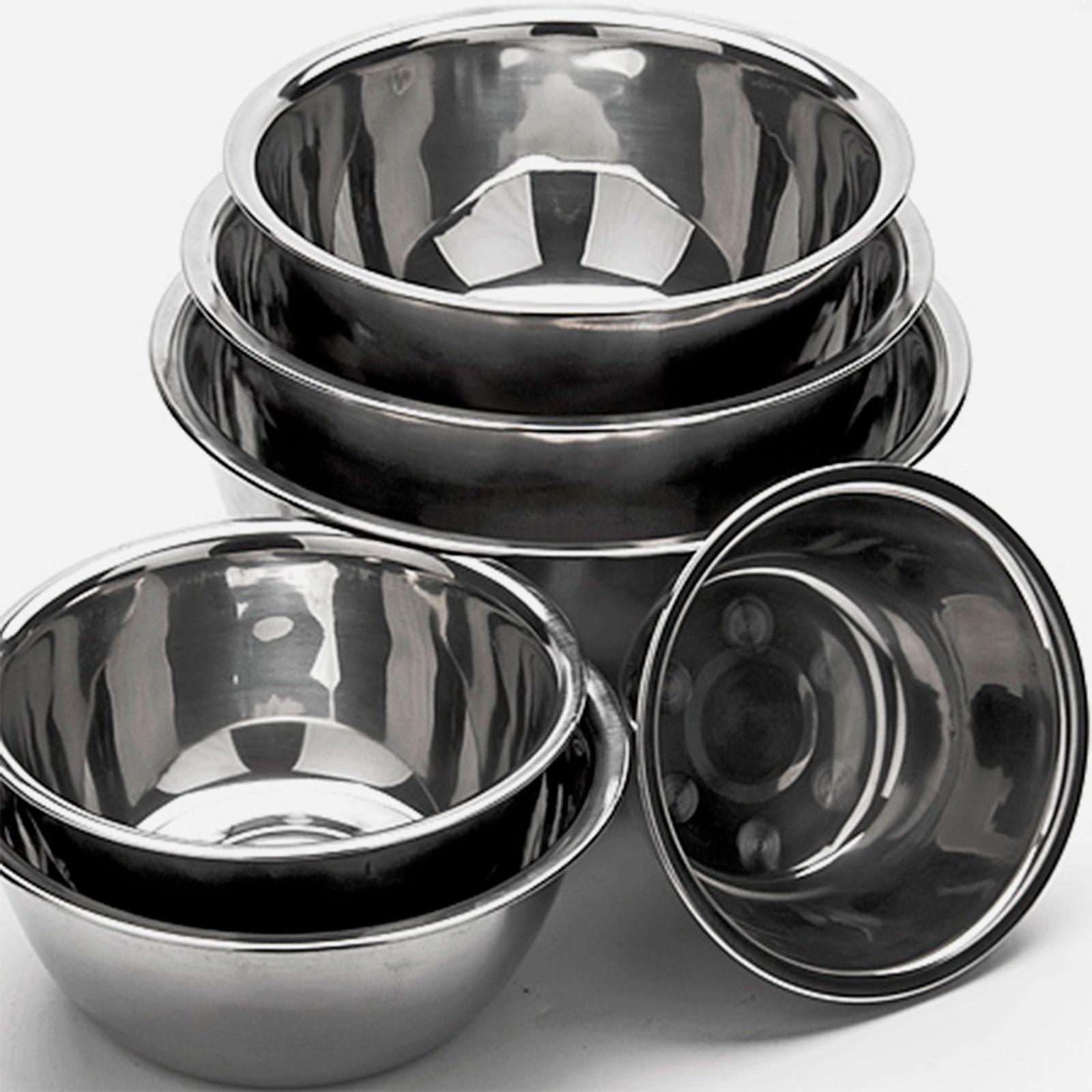 Набор мисок для идеальной кухни 6 предметов