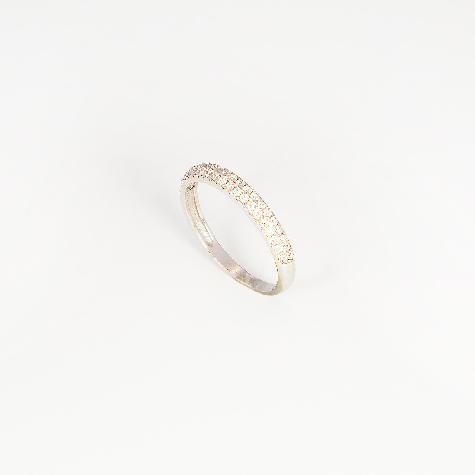 Серебряное кольцо «Счастье Амели»