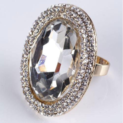 Кольцо «Хрустальный блеск»
