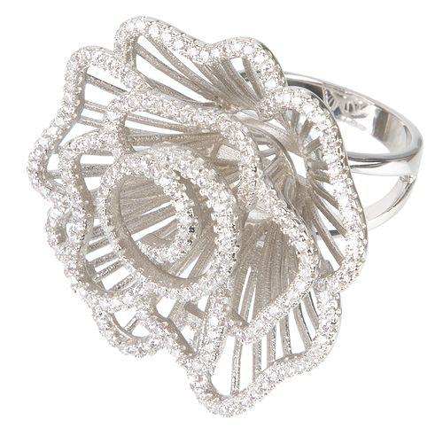 Кольцо «Нежные объятья»