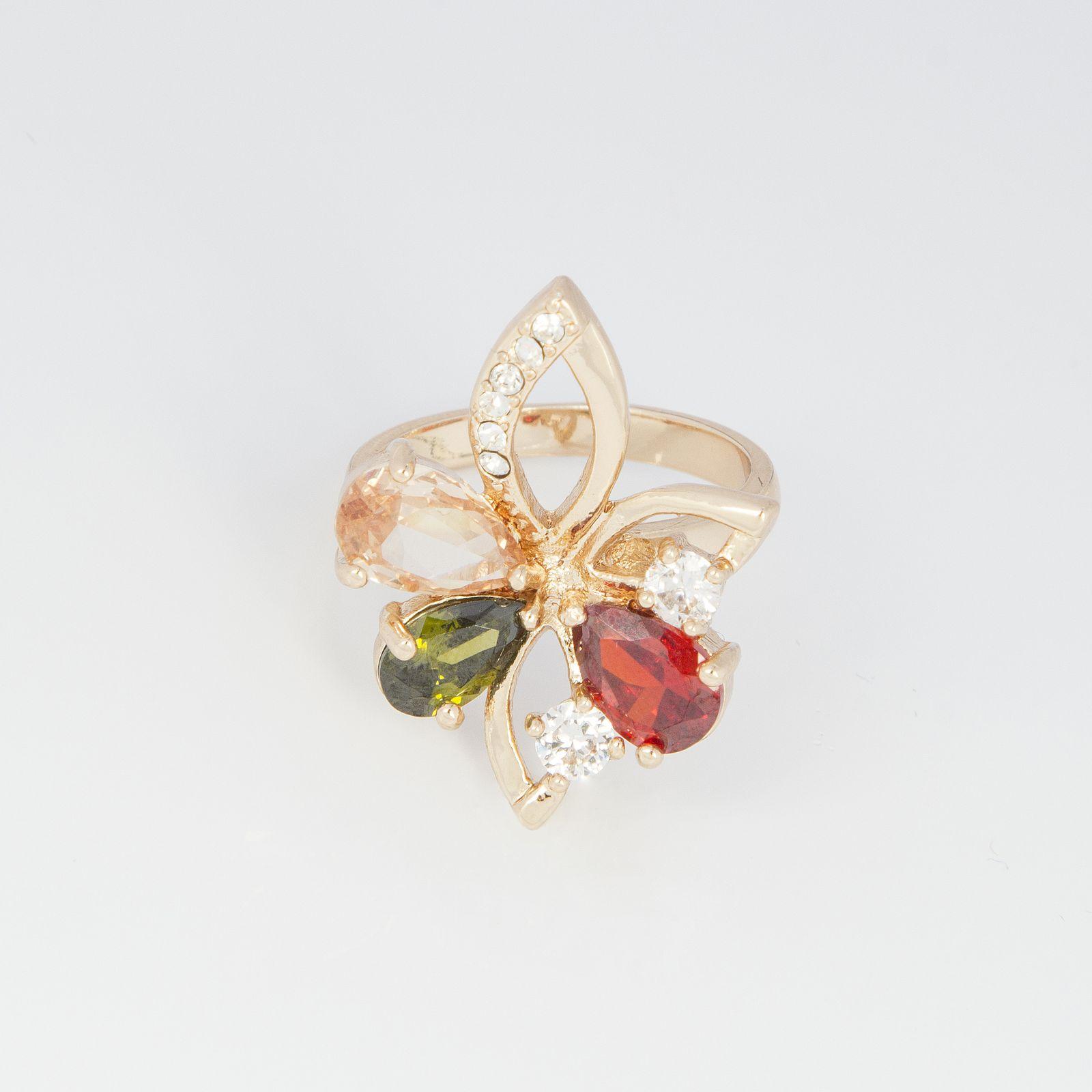 Кольцо «Цветок счастья»