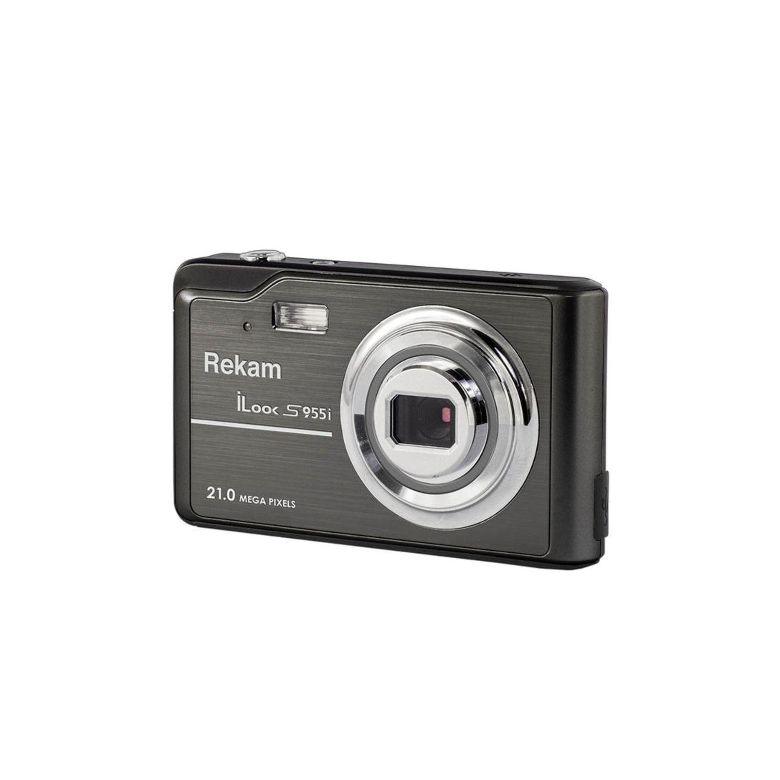 Цифровой фотоаппарат Rekam S955 c функцией видеосъемки