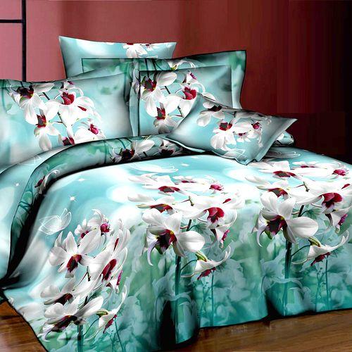 Комплект постельного белья «Волшебный цветок»