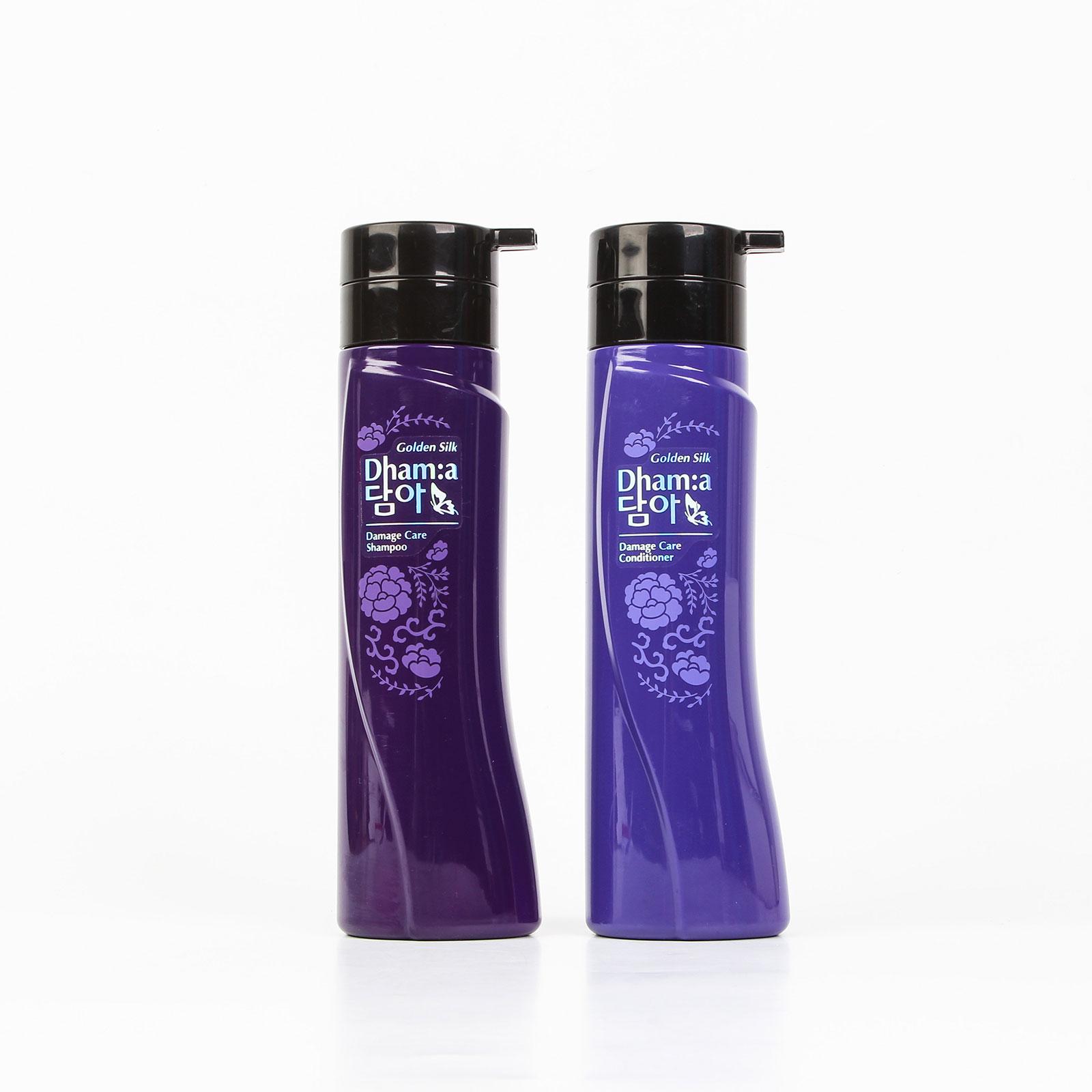Набор «Восстановление поврежденных волос»