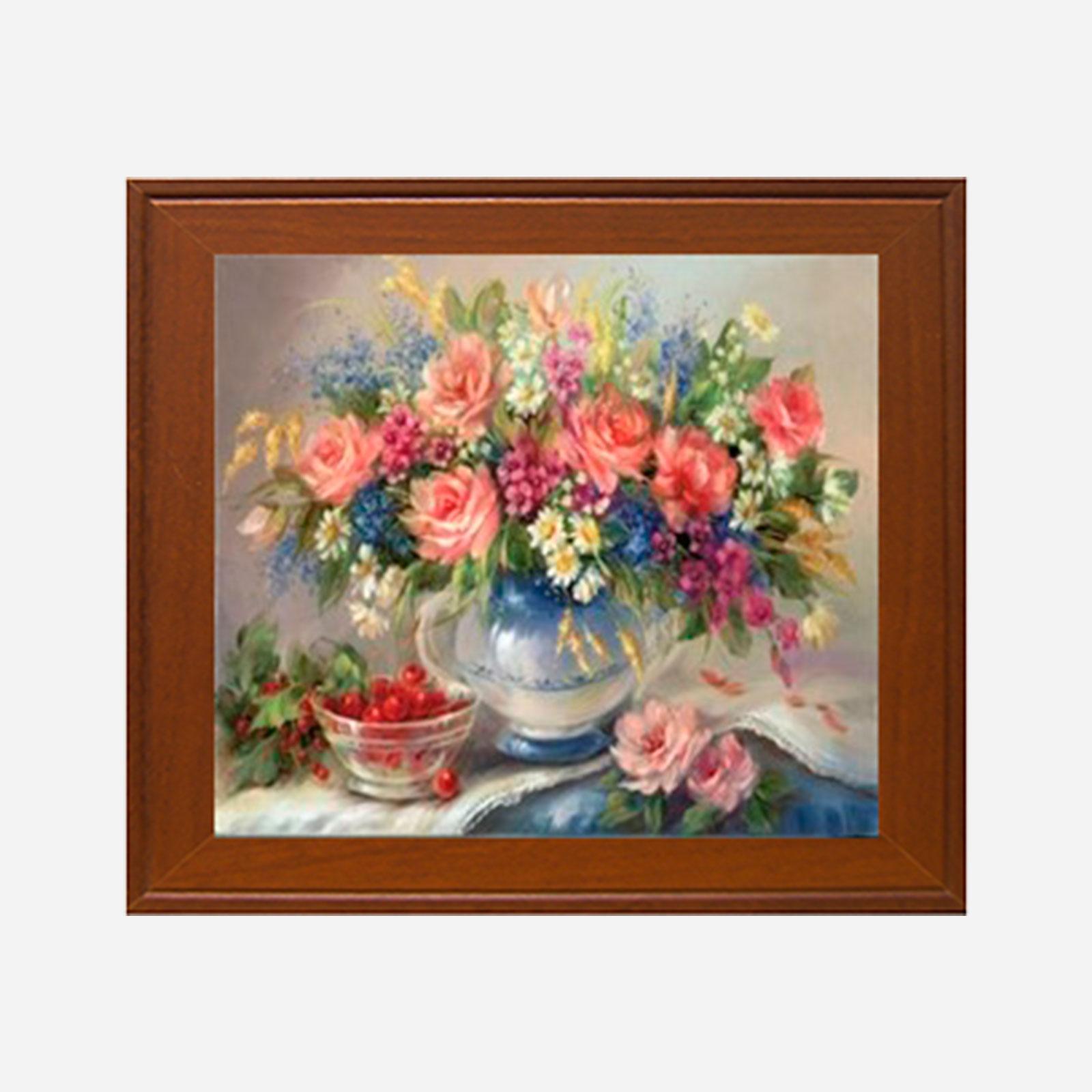 Ключница «Дыхание цветов» поиски дома
