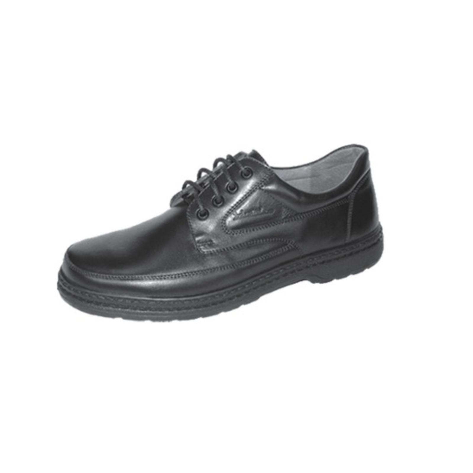 Мужские полуботинки на шнуровке