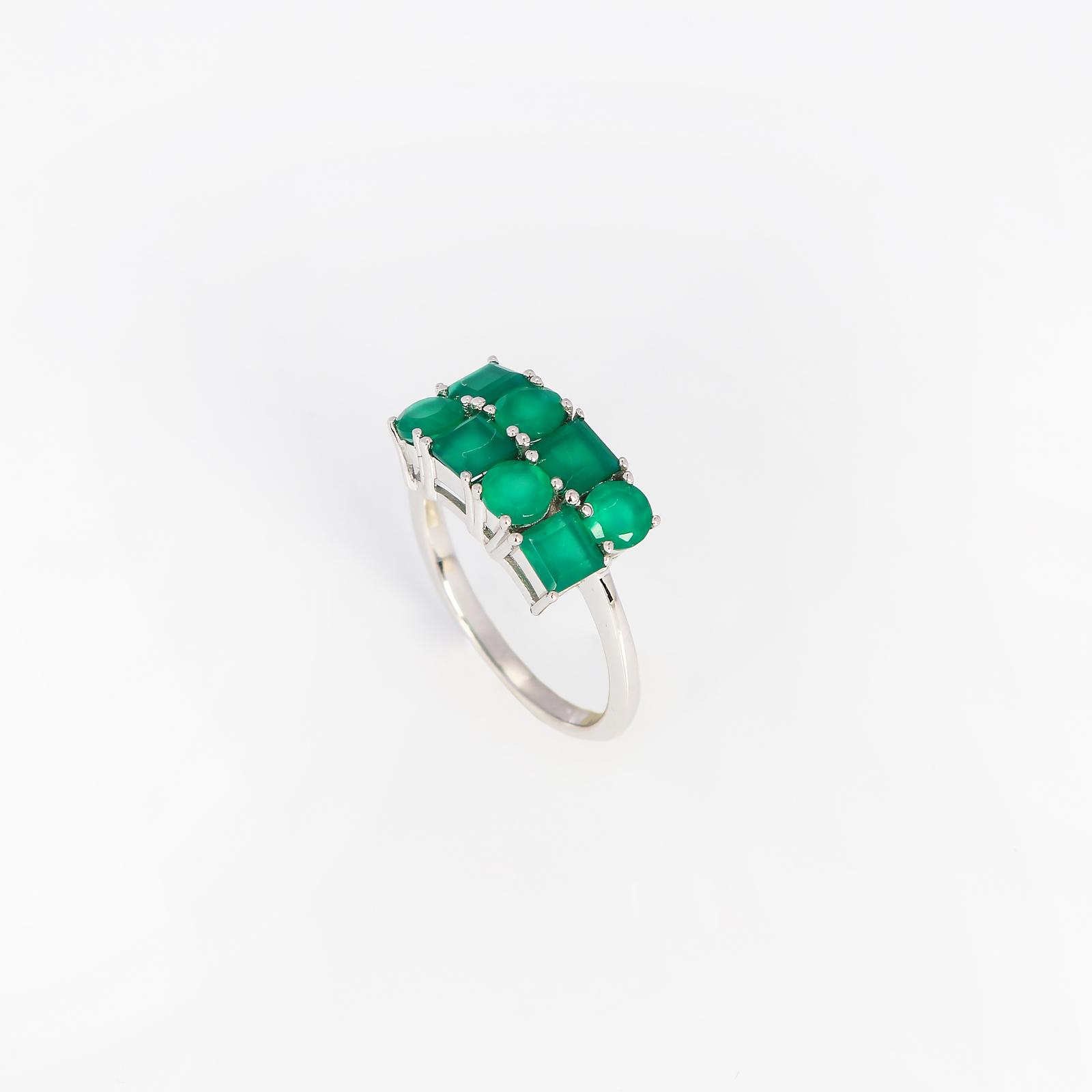 Серебряное кольцо «Взгляд Галатеи»