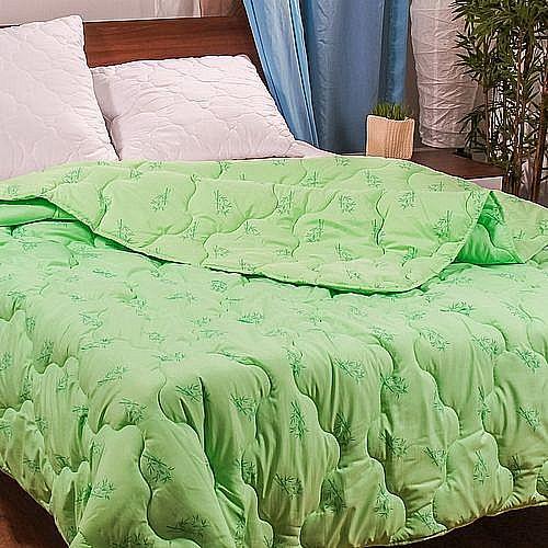 Комплект одеяло и подушки «Бамбук»