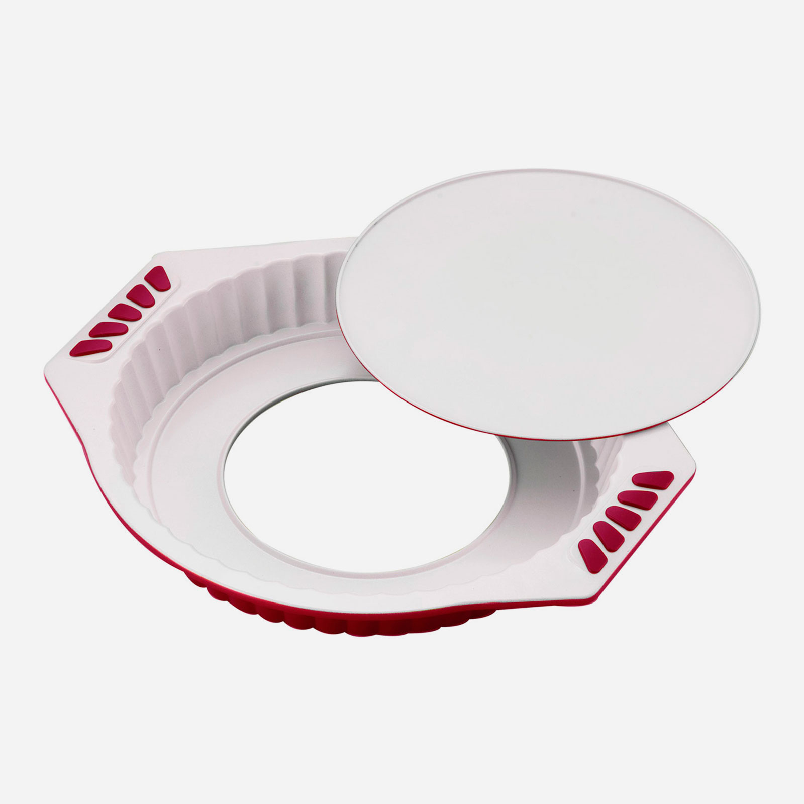 Форма для выпечки круглая глубокая