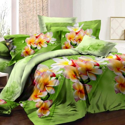 Комплект постельного белья «Летняя орхидея»