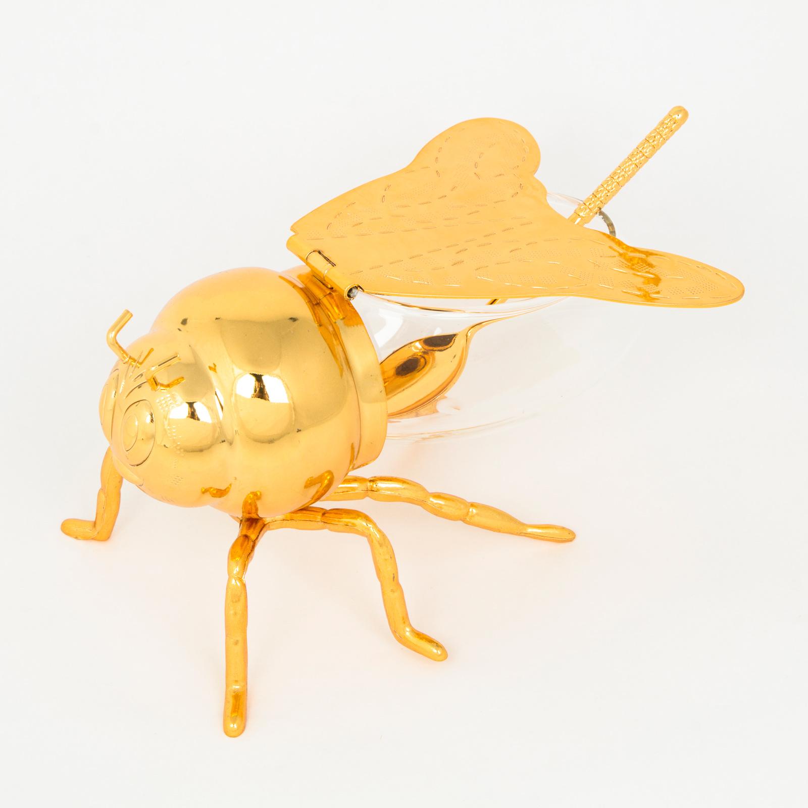 Сосуд для меда «Золотая пчелка»