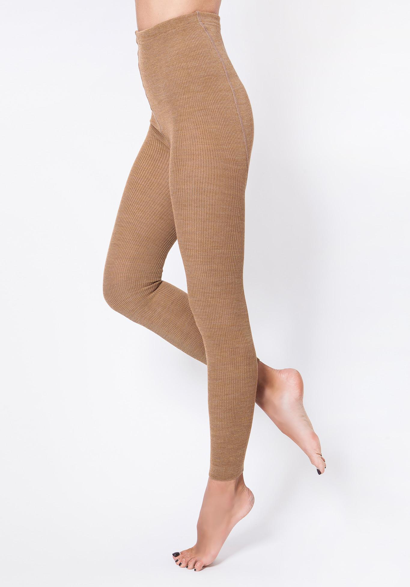 Леггинсы из верблюжьей шерсти «Тепло востока» + носки в подарок! носки из шерсти высокие колючие носки из шерсти wsc601