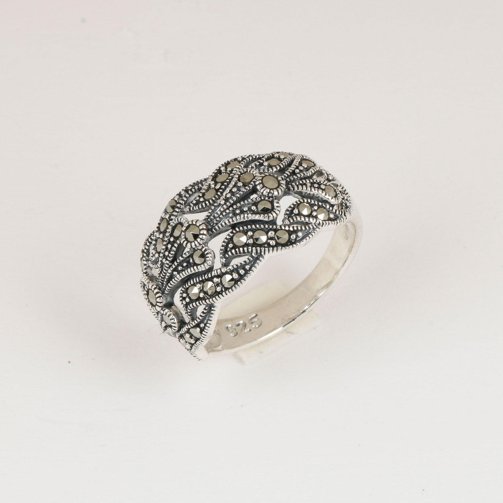 Серебряное кольцо «Серебряная Венеция»
