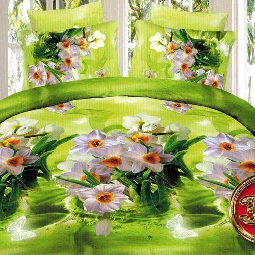 Комплект постельного белья «Утренний нарцисс»