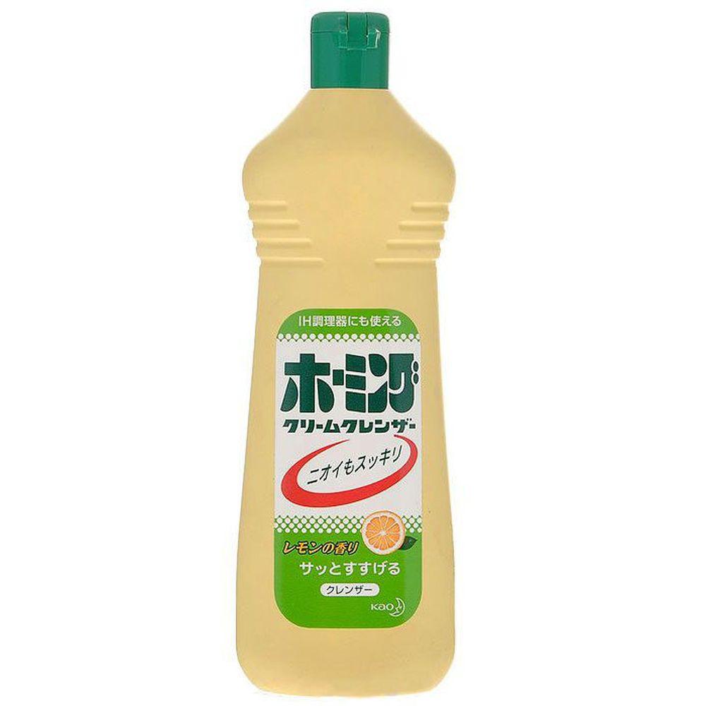 Крем очиститель от подгаров и жиров КАО Homing «Лимон»