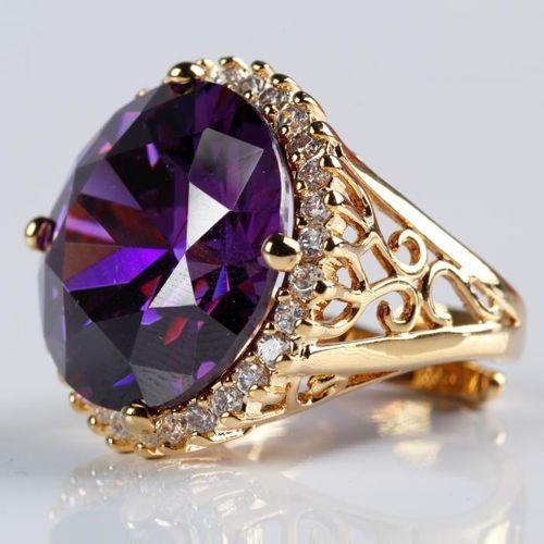Кольцо «Ультрафиолет»