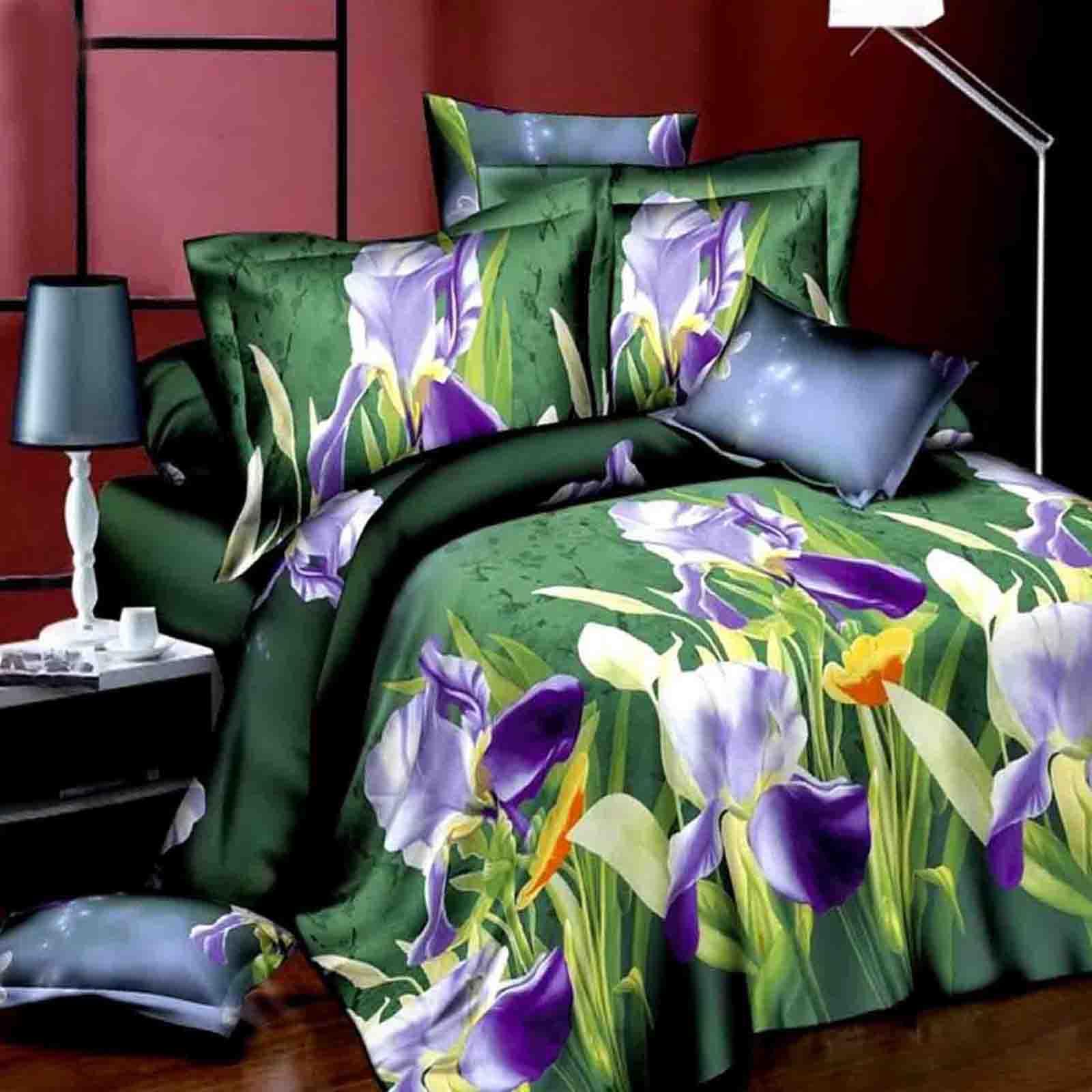 Комплект постельного белья «Солнечный ирис»