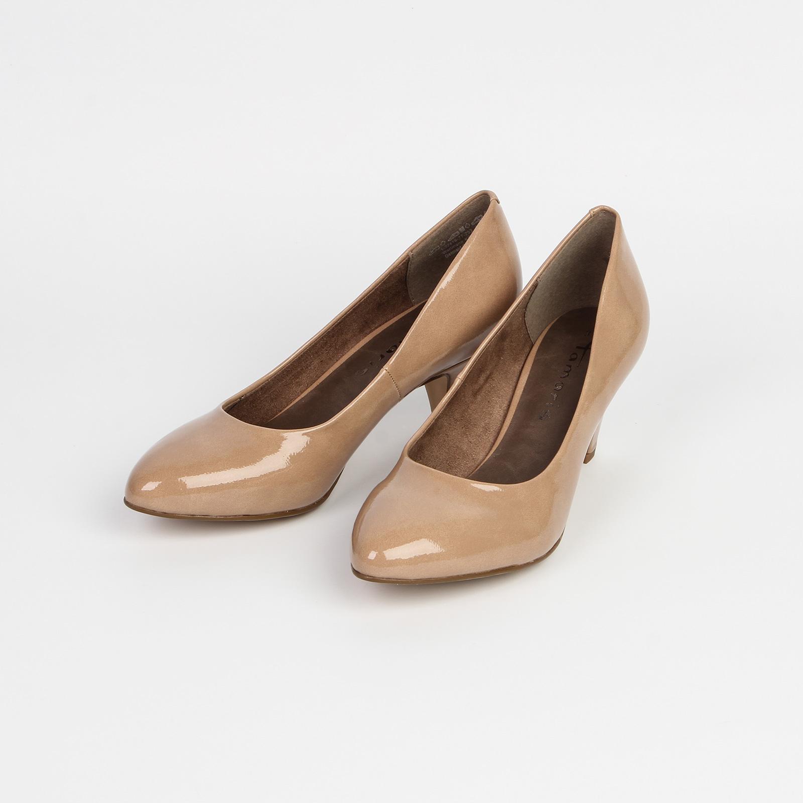 Лодочки женские классические на каблуке