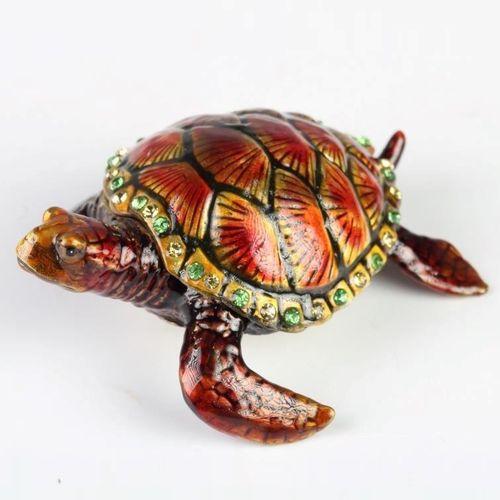 Шкатулка «Морская черепашка»