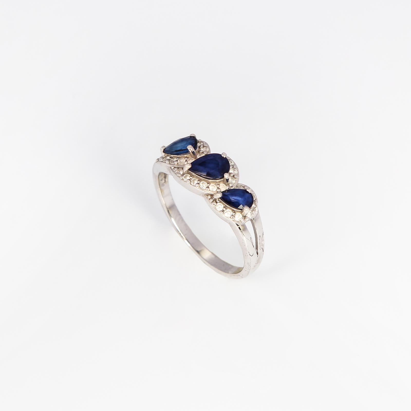 Серебряное кольцо «Королева вдохновения»