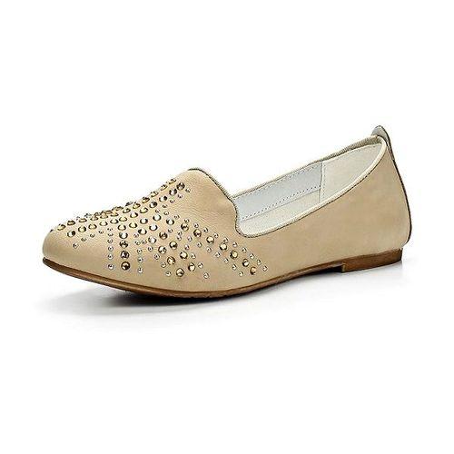 Женские туфли со стразами
