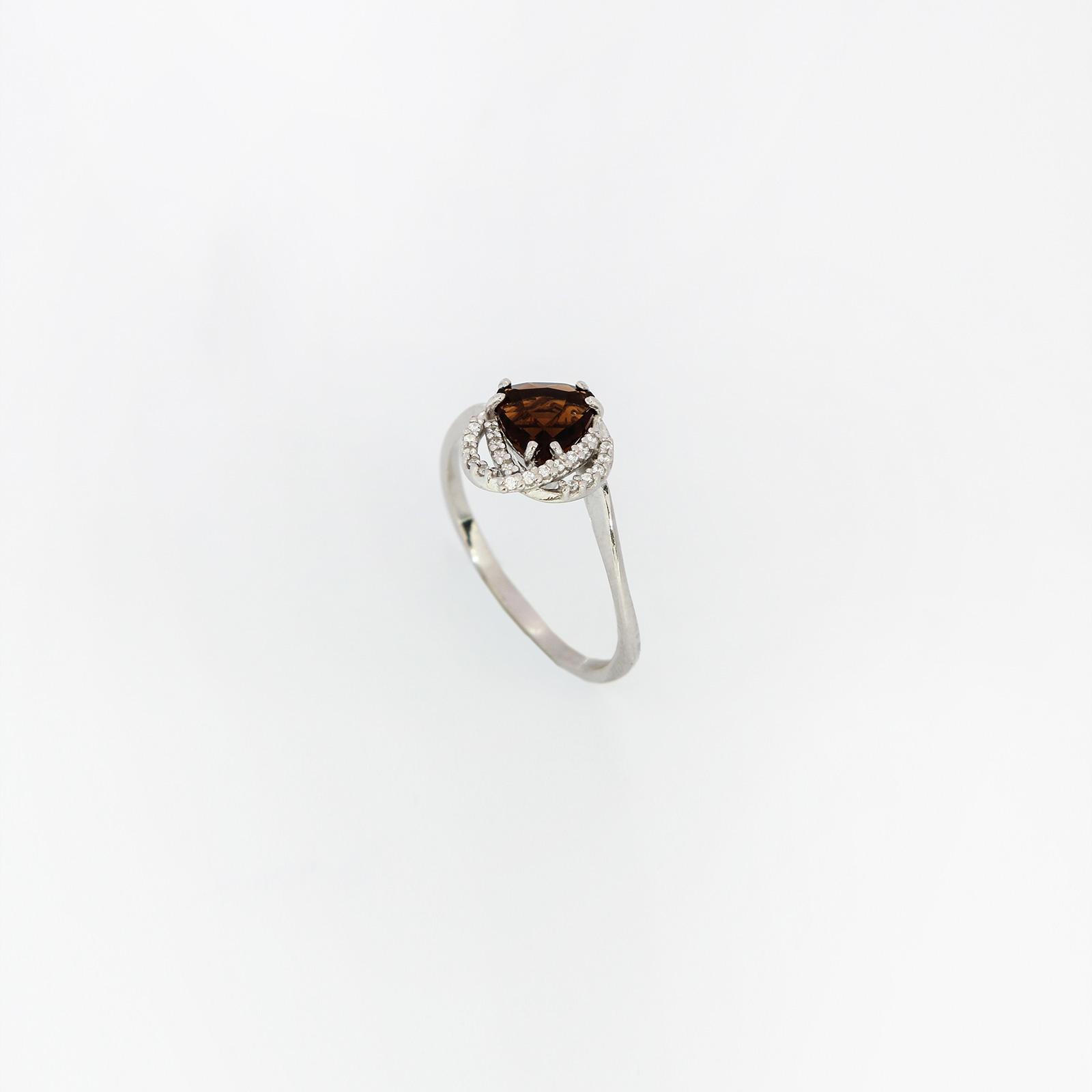 Серебряное кольцо «Магия»